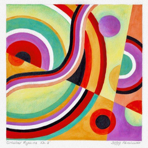 Circular Rhythms No.2