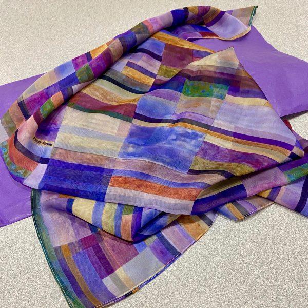 Colour Line & Form Composition No.1 View