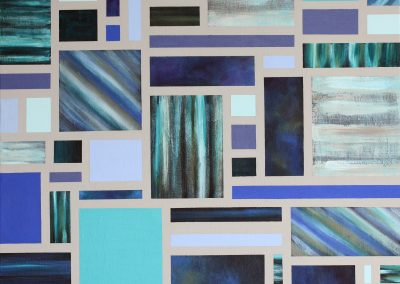 Grid Composition No.2 - SOLD