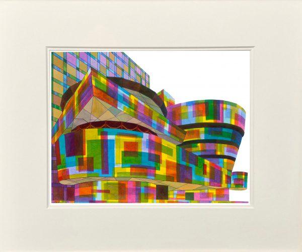 Guggenheim New York No.2 in Double Mount