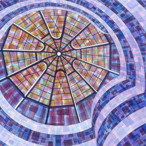Guggenheim Interior New York Unframed