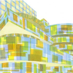 Guggenheim New York No.1 Unframed