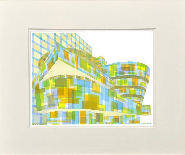 Guggenheim New York No.1 in Double Mount