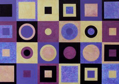 Homage III to Klimt - SOLD