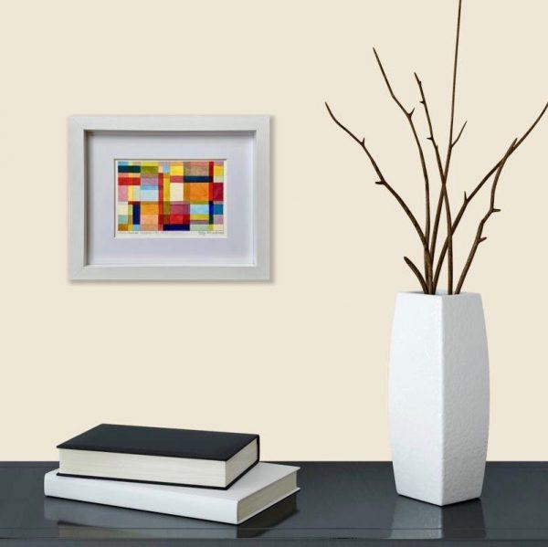 Mini Palette Composition No.1 in Room 2