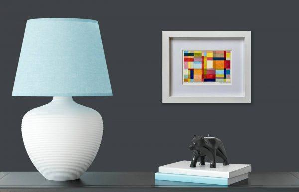 Mini Palette Composition No.1 in room 1