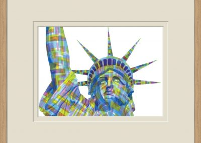 Statue of Liberty New York - SOLD