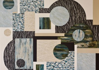 Textural Elements Composition No.2 - SOLD
