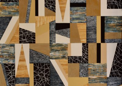 Textural Elements Composition No.5 - SOLD
