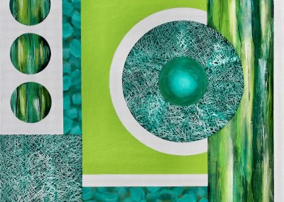 Textural Elements Composition No.11 - SOLD