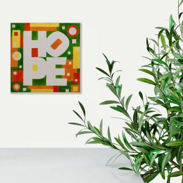 Hope in Room 1