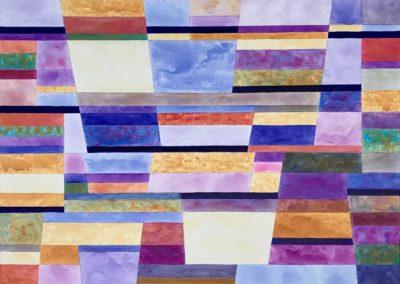Colour, Line & Form Composition No.1 - SOLD
