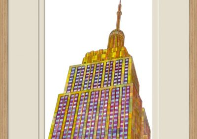 Empire State Building New York - SOLD