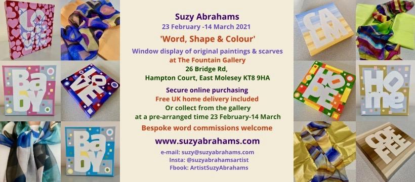 Word Shape & Colour