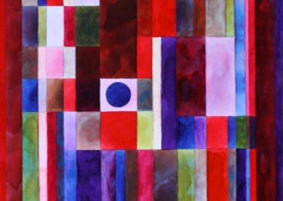 Palette Composition No.2 -SOLD