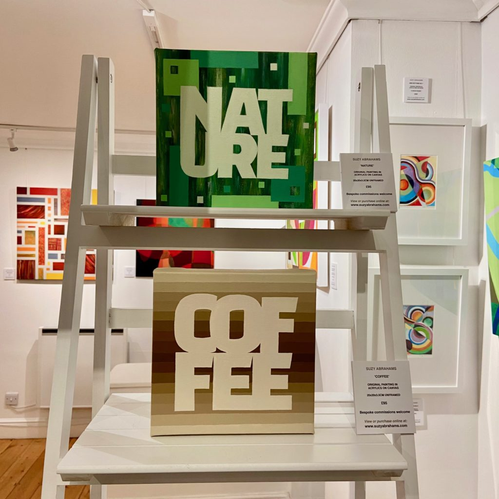 Exhibition Display Close Up 1