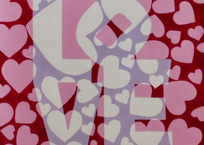 Love No.2 - SOLD