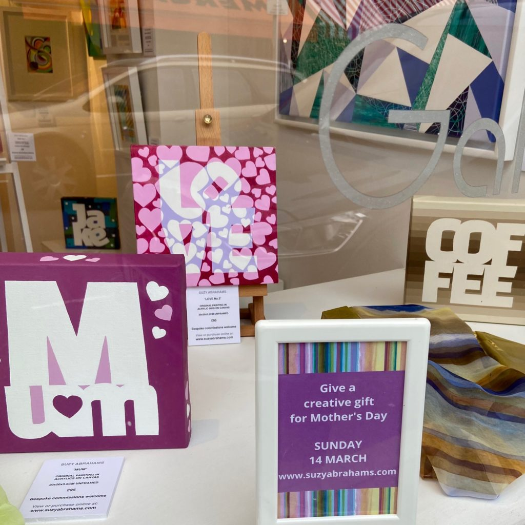Mother's Day Gift Window 1