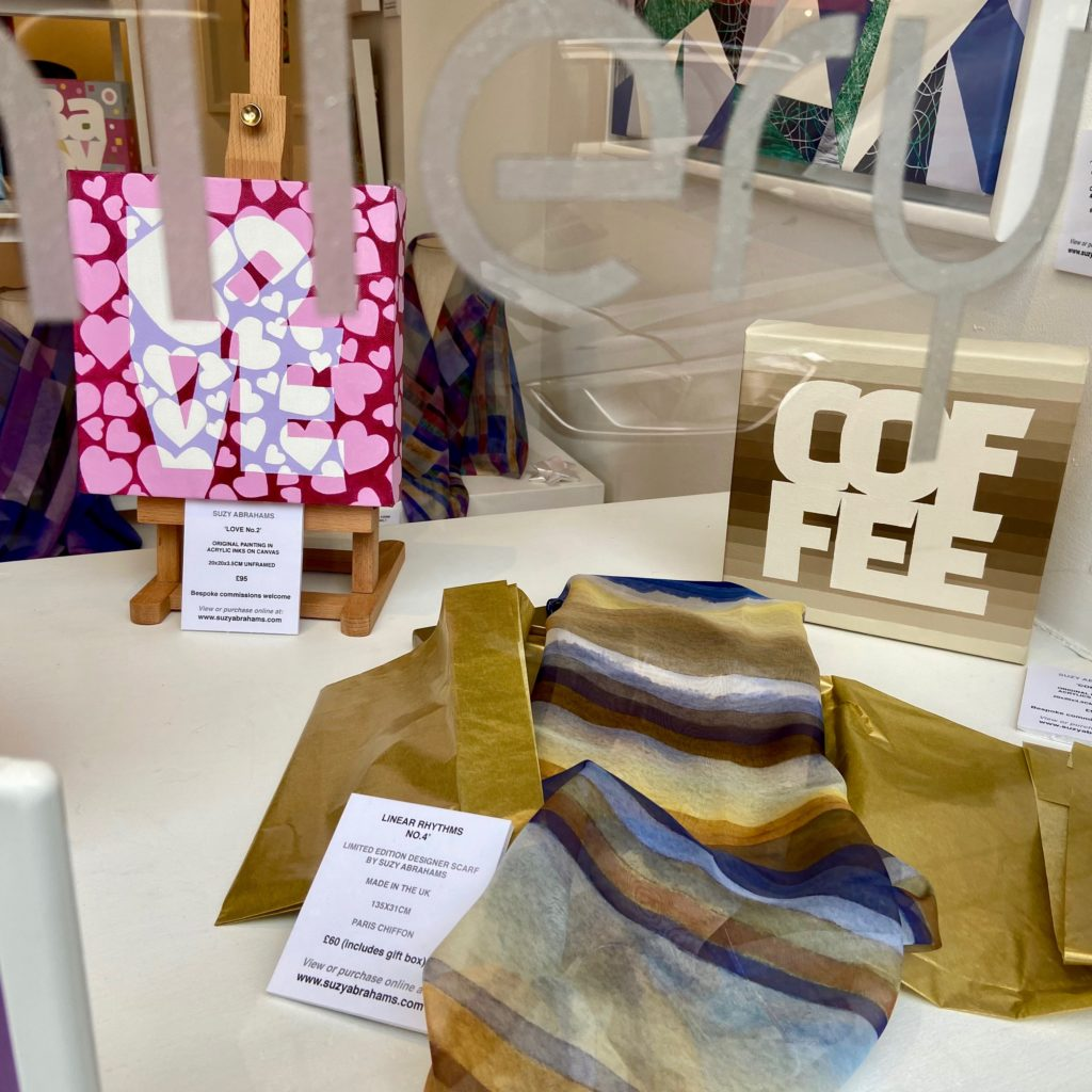 Mother's Day Gift Window 3